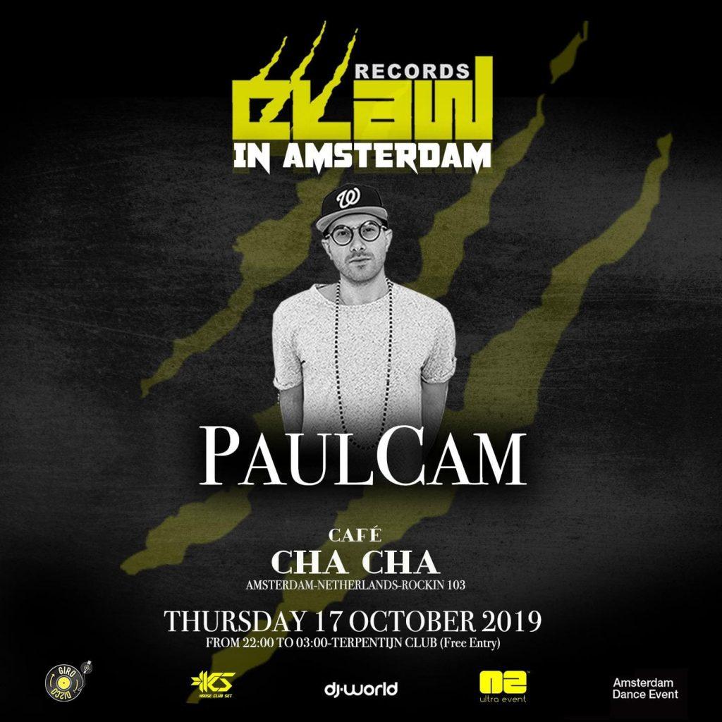 ADE 2019 PAULCAM AMSTERDAM