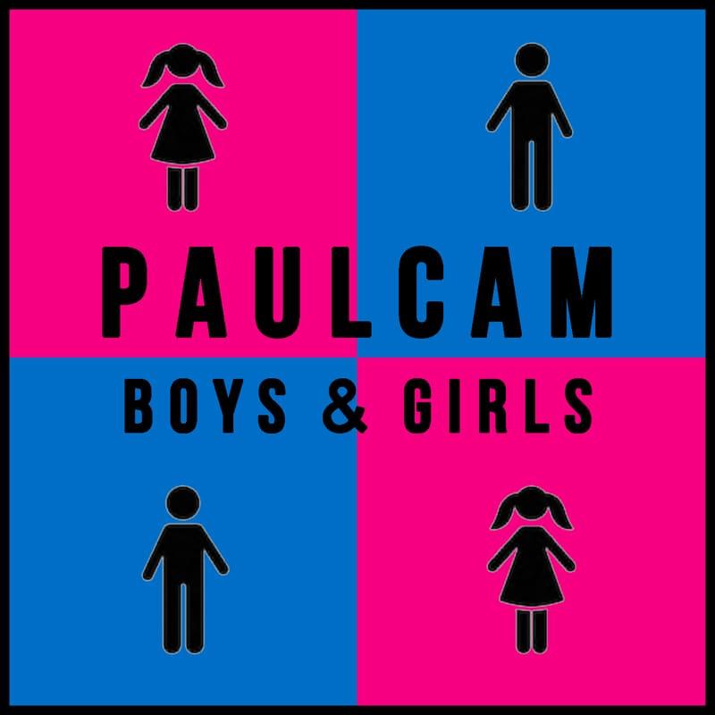 BOYS_&_GIRLS_paulcam_dj_singolo